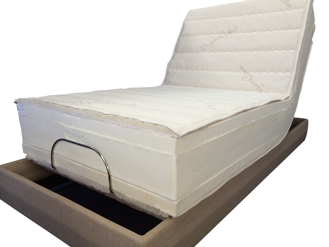 twinsize adjustable bed Phoenix adjustable bed motorized frame foundation motion mattress replacement