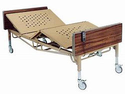 San bernardino Electric Hospital Bed