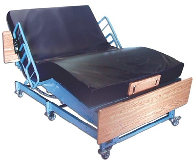 Phoenix bariatric heavy duty extra wide large bed