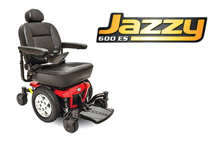 Irvine Electric Wheelchair Pride Jazzy Power Chairs