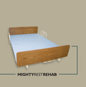 obese bed
